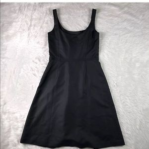 "Ann Taylor Size 8 Sleeveless ""Little Black"" Dress"